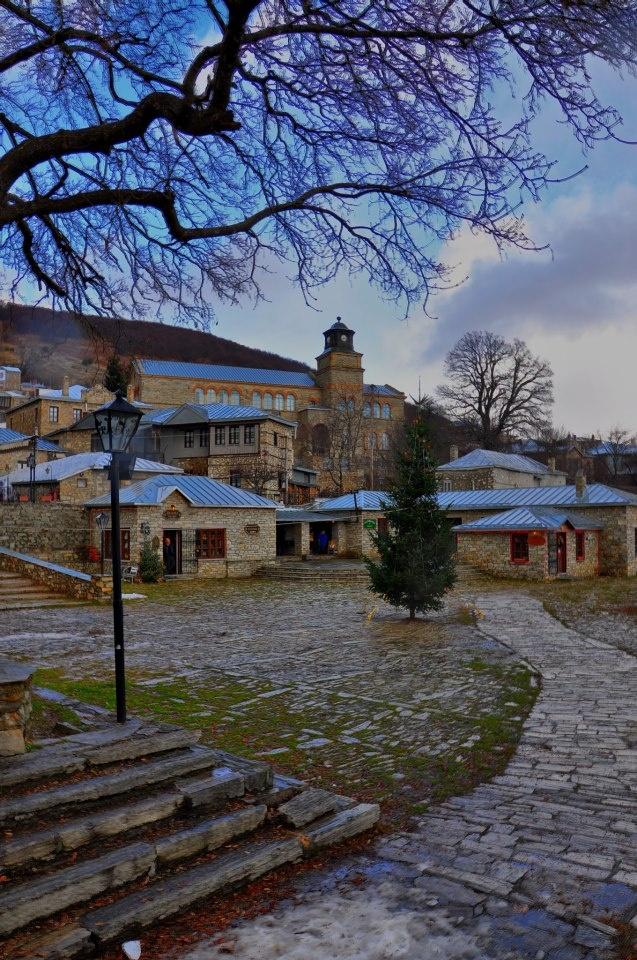 GREECE CHANNEL | Nymfeo village in Florina