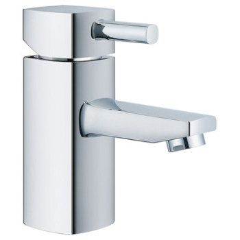 Modern Square Design Basin Mixer Tap (ICE 1)
