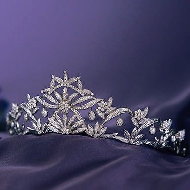 MIKIMOTO Diamond Tiara, Japan