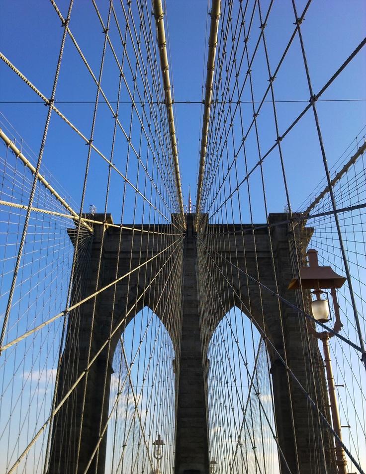 #BrooklynBridge #NewYork