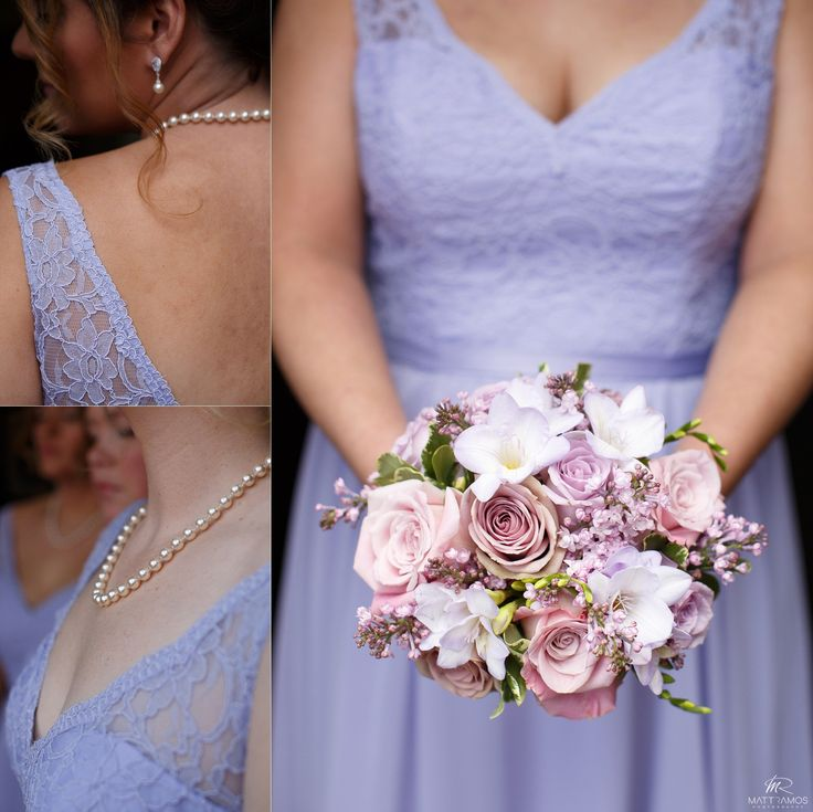 Purple Wedding Ideas With Pretty Details: Purple Wedding Bouquets / Another Beautiful Hall Of