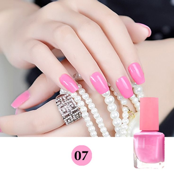 19 Colors Choose Gel UV Nail Polish Quick Dry Nail Art Polish Scent Nail Lacquer. Click visit to buy #Nail #Polish #NailPolish