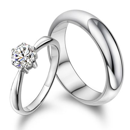 28 best Personalized Engravable Couple Rings images on ...