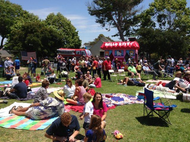 july 4th celebration park