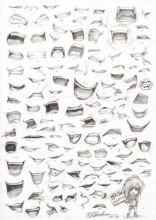 Lips ٩(๑´3`๑)۶