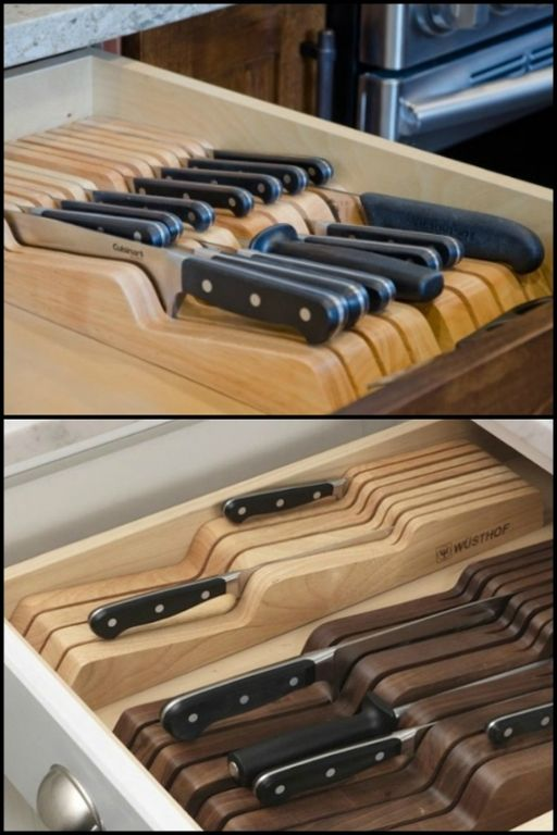 kitchen knife storage ideas 86 best kitchen storage images on 5291