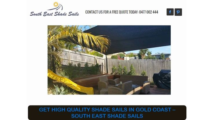South East Shade Sails is Shade Sail Installation Specialists in Brisbane and Gold Coast. We have been installing and maintaining quality Shade Sails for residential and commercial business for over 13 years. For more information, please contact us. South East Shade Sails, Pacific Highway, Yatala, QLD 4207, Phone: 0477 002 444, www.seshadesails.com