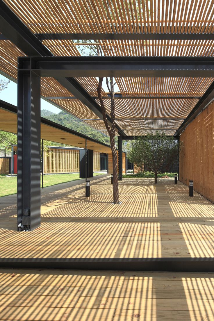 Gallery - Community Green Station / Hong Kong Architectural Services Department - LIGHT/SHADOW