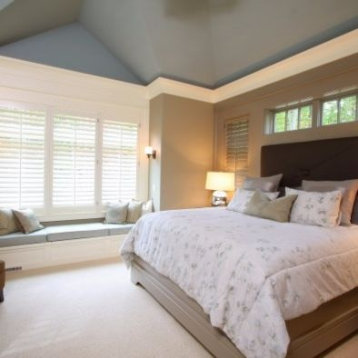 12 Best Images About Vaulted Ceiling On Pinterest Master Bedrooms Painted Ceilings And Ceilings