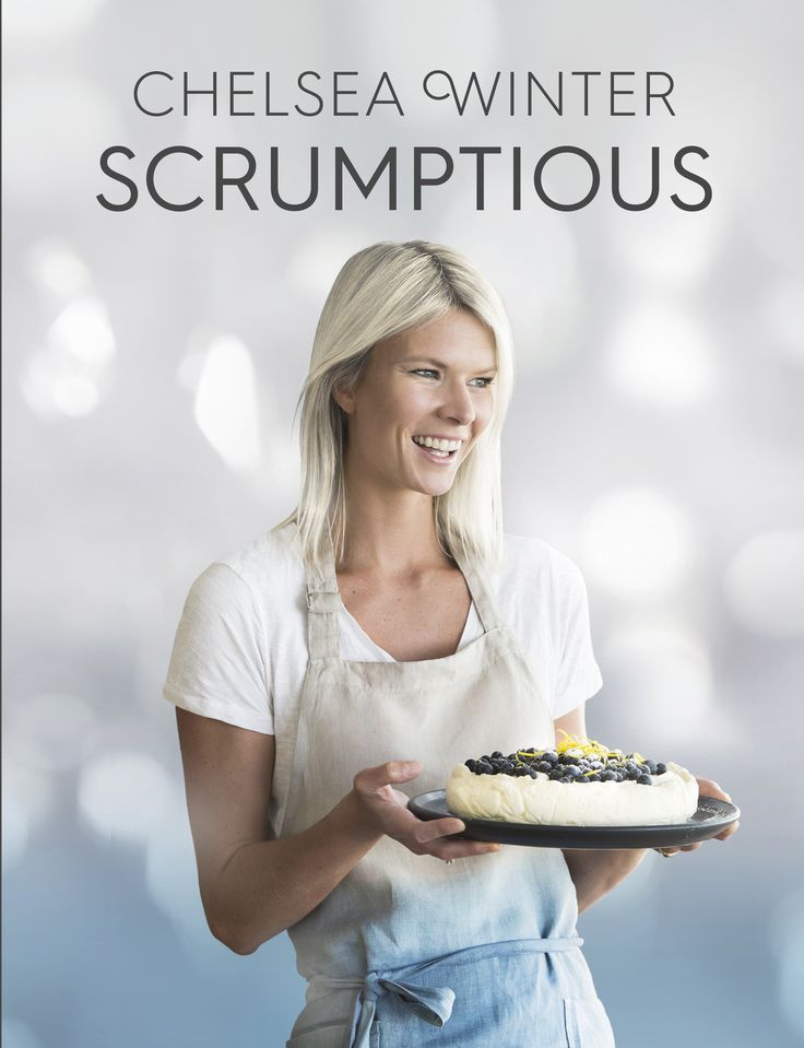 Chelsea Winter's latest cookbook features her trademark simple but satisfying recipes. Just like her past cookbooks, Scrumptious is aimed at making...