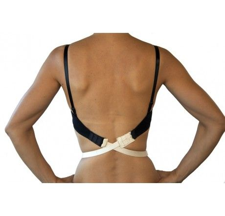 Fashion First Aid - 'Low Expectations' Low-Back Bra Converter [I could totally use one of these!! - $9]