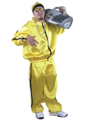 Legit Rapper Costume - Funny Halloween Costume Idea Will?