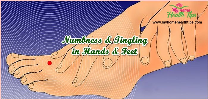 Check Your Symptoms and Signs for Toe Numbness or Tingling