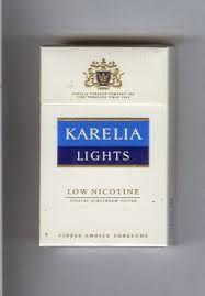 KARELIA LIGHTS.