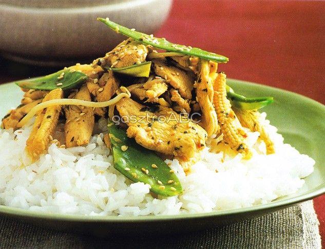 Citromos-gyömbéres csirke | Receptek