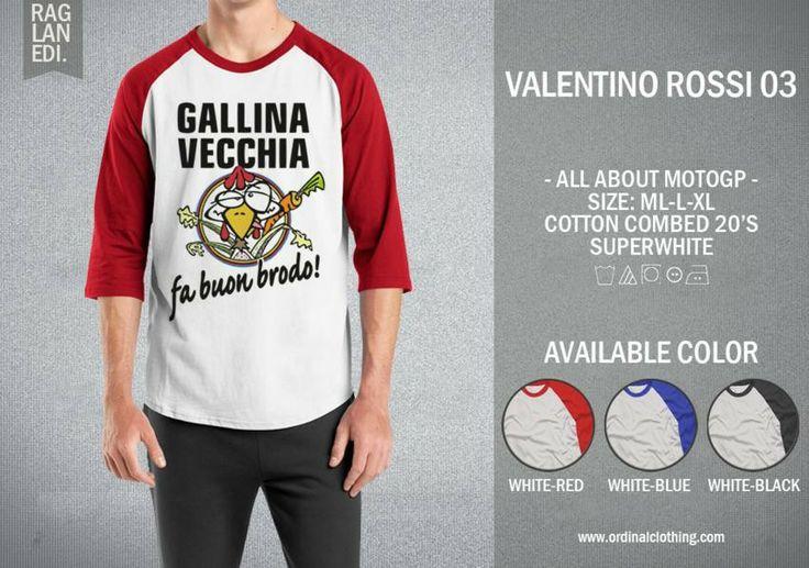 Raglan Valentino Rossi 03