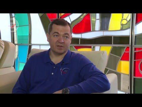Олег Скрипочка рассказывает о своих ощущениях перед стартом на космодром...
