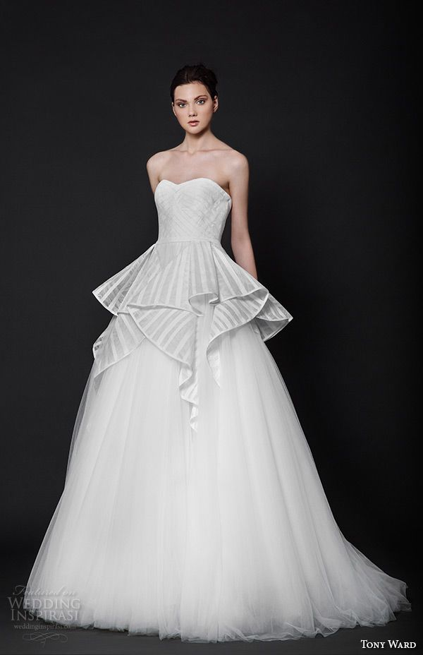 charlotte balbier 2016 bridal dresses strapless sweetheart neckline embroidered bodice trumpet wedding gown estelle