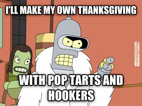 30 Most Funny Thanksgiving Meme Pictures Of All The Time