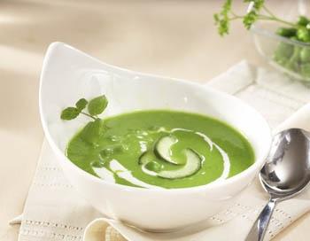 Špenátová polévka