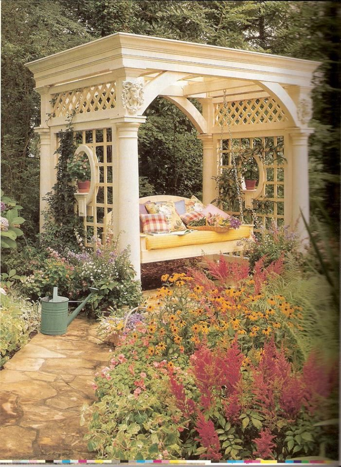 arbor - Oh My!!  Dreamy spot to Read