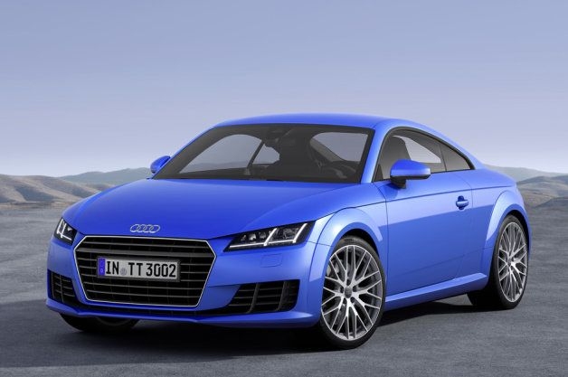 2015 Audi TT and TTS fully revealed. http://aol.it/1jN0GCe @Audi UK @Audi International @Audi International