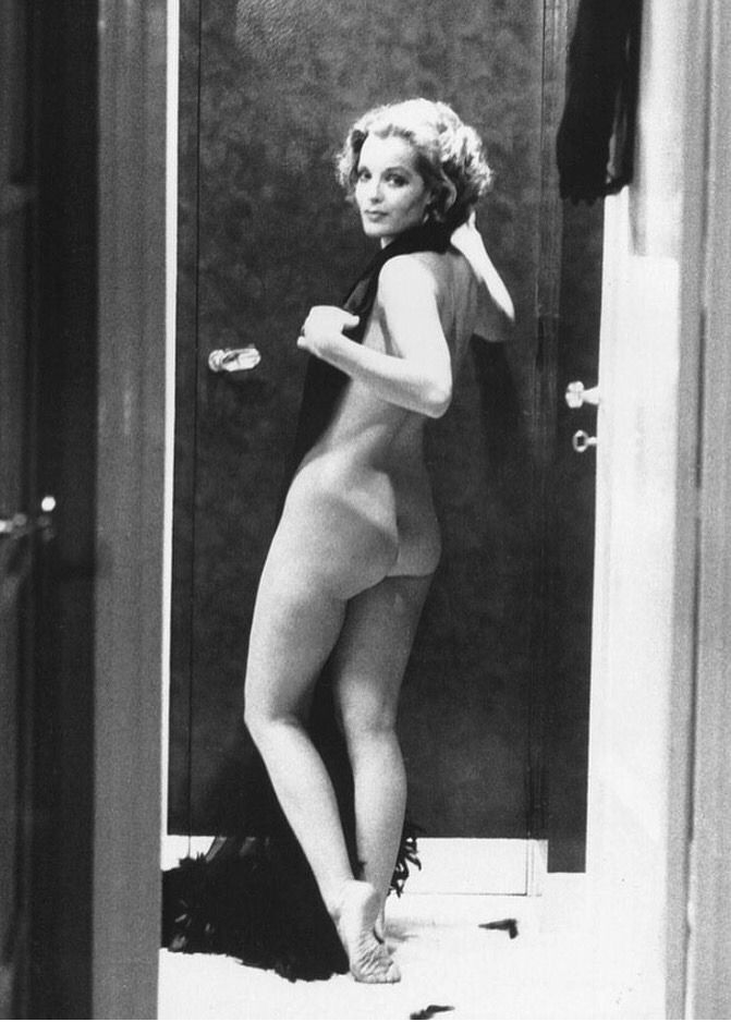 a time and place forgetmenot — Romy Schneider 1974