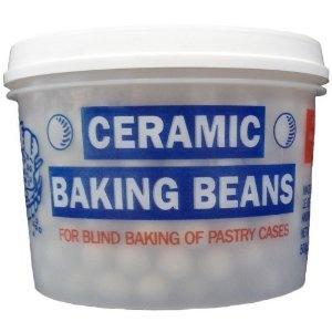 Le Creuset Ceramic Baking Beans, 500g Tub: Amazon.co.uk: Kitchen & Home