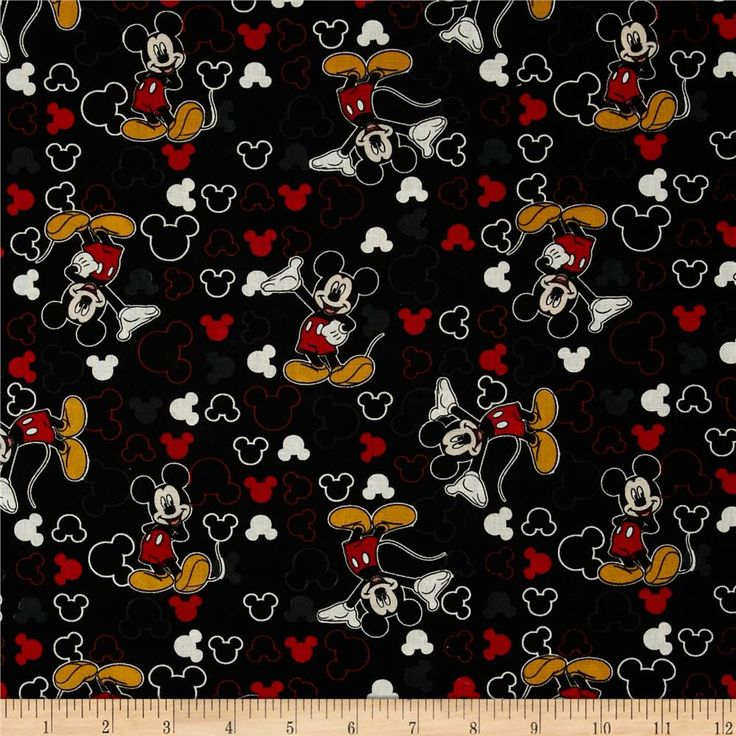 25 best Fabric images on Pinterest   Cotton textile, American flag ... : disney quilting fabric - Adamdwight.com