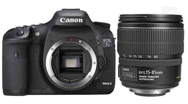 Canon Eos 7d Mark Ii Platinum Kit With Canon 15 85mm Lens Camera Lenses Canon Canon Dslr Lenses Canon Zoom Lens