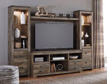 Rustic Home Entertainment Furniture