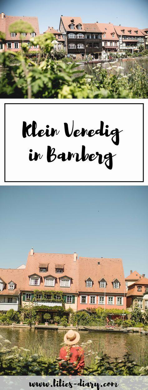 7 Reisetipps für Bamberg in Franken, die Stadt für die Seele. Unbedingt gemacht haben müsst ihr: Eine Gondel Fahrt durch Klein Venedig, die Fischersiedlung erkunden, durch die Gärtnerstadt schlendern, ein Rauchbier trinken und durch die schönsten Gassen schlendern!
