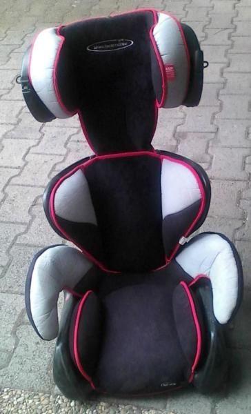 Ein Kindersitz den man lange benutzen kannArtikel ist gebraucht