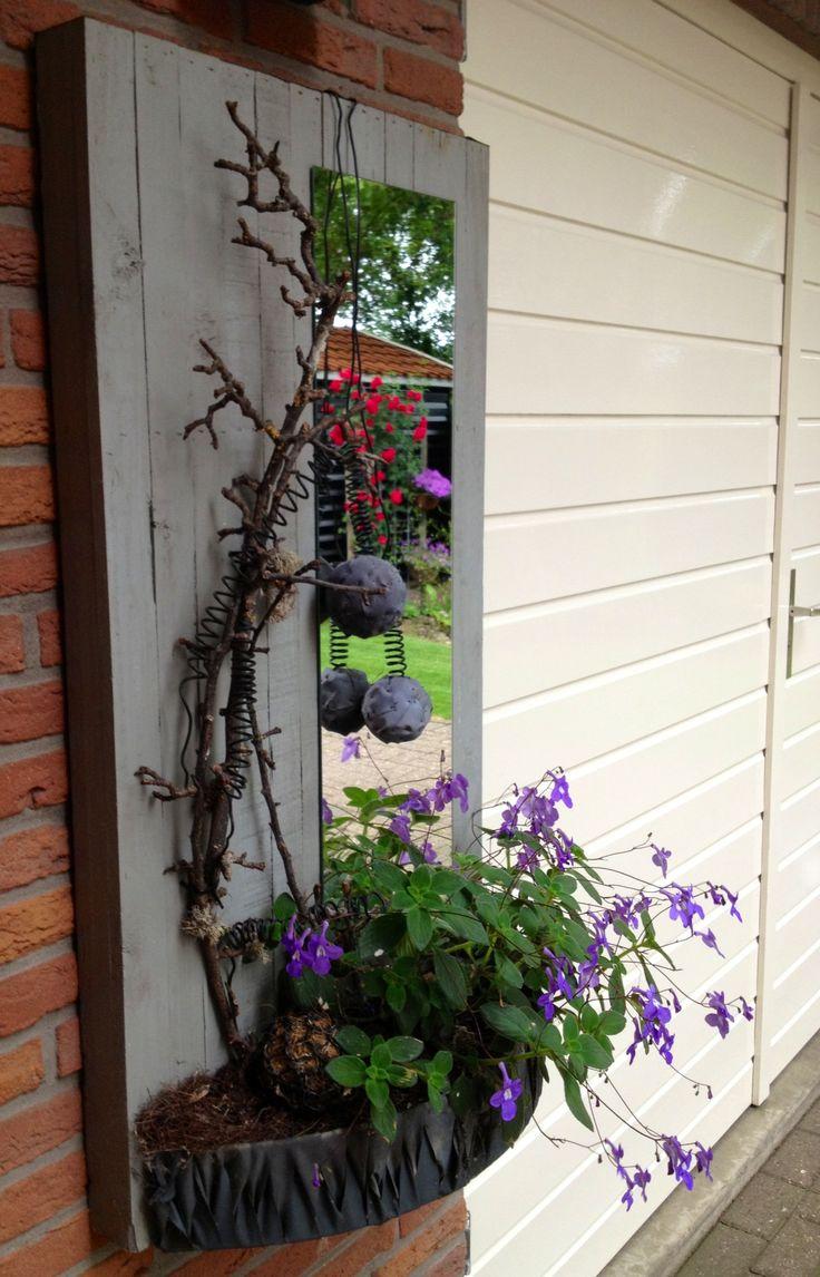 Garden - mirror