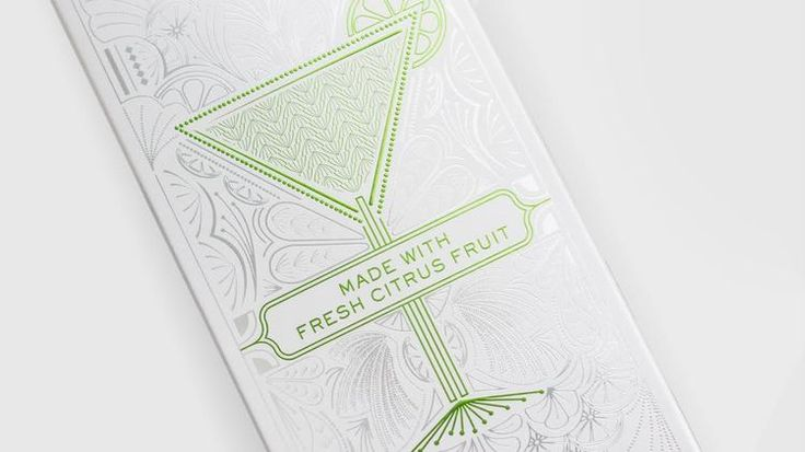 ButterflyCannon create limited edition gift pack for super-premium gin brand, Tanqueray No. TEN — The Dieline - Branding & Packaging