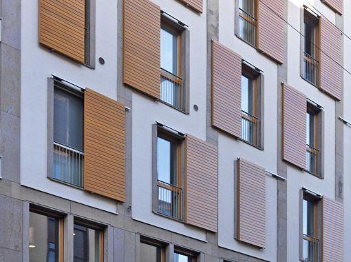 Asti Architetti, Milano: Via della Moscova 58  Esterni - Cote d'Azur  Pinterest