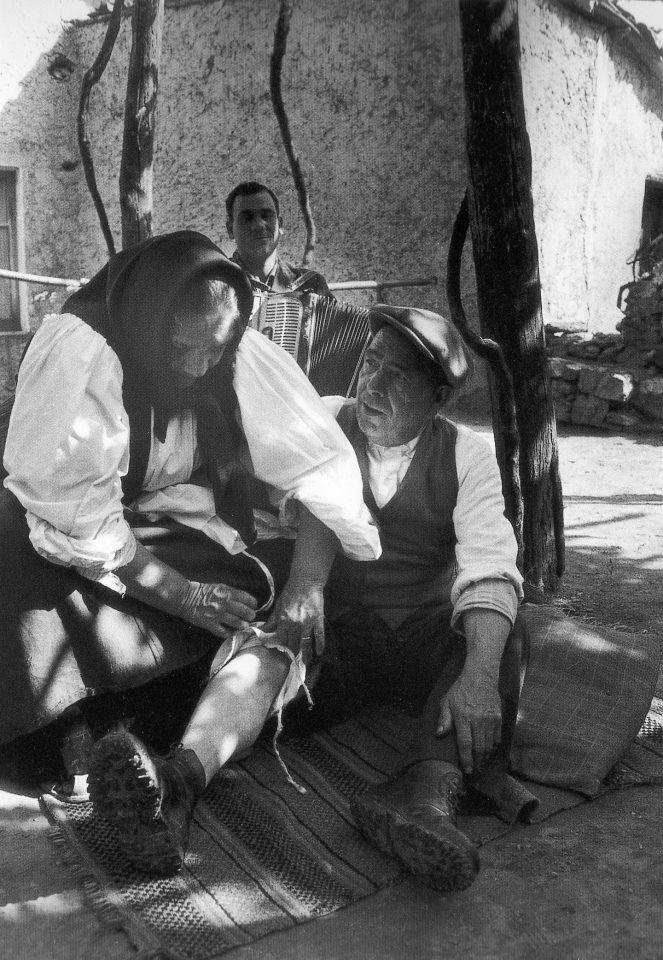 Il rito dell'Argia, 1959, Tonara