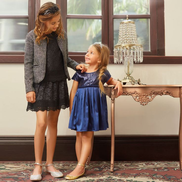 Moda elegante para fiestas especiales #dress #fashionkids #fashiongirl #fashion #babygirl #specialoccasions #SpecialOC #OFFCORSS