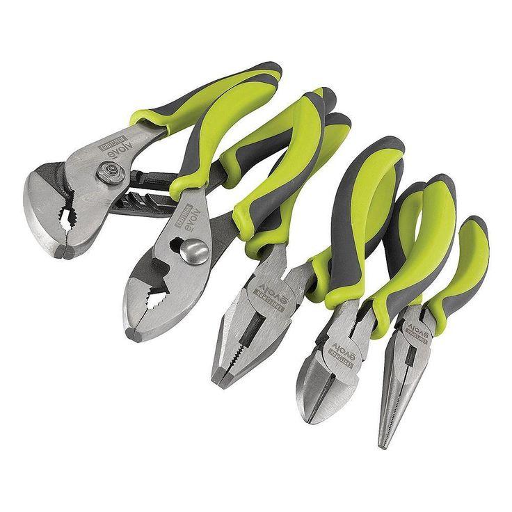 Craftsman Evolv 5-Piece Pliers Set, 9-10047 #Craftsman