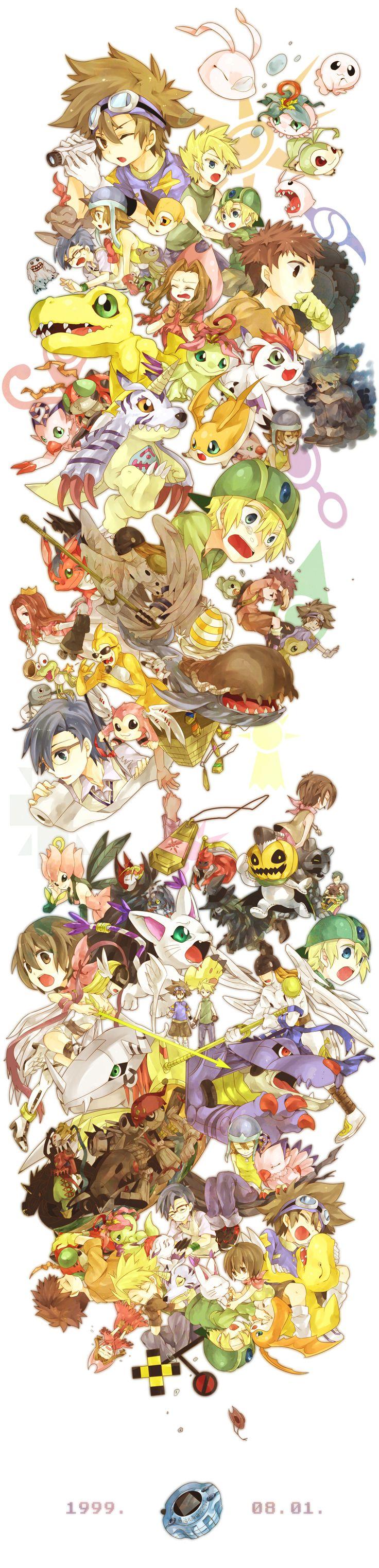 Digimon Adventures/#698680 - Zerochan