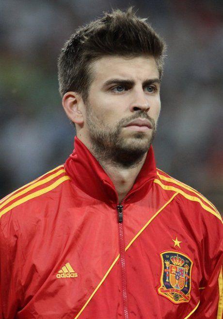 Gerard Piqué Spanish Defender