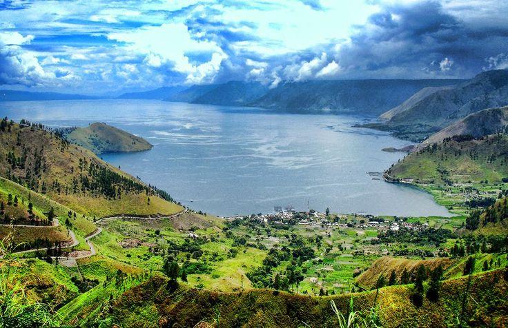 Hd wallpaper alam - Asal Usul Dan Legenda Danau Toba Travelling Pinterest