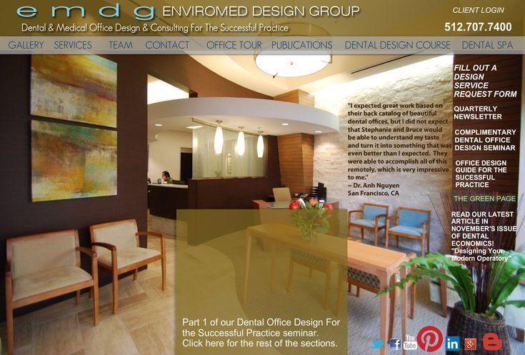 EnviroMed Design Group | Dental Office Design, Medical Office Design  Architect | Urgent Care Design