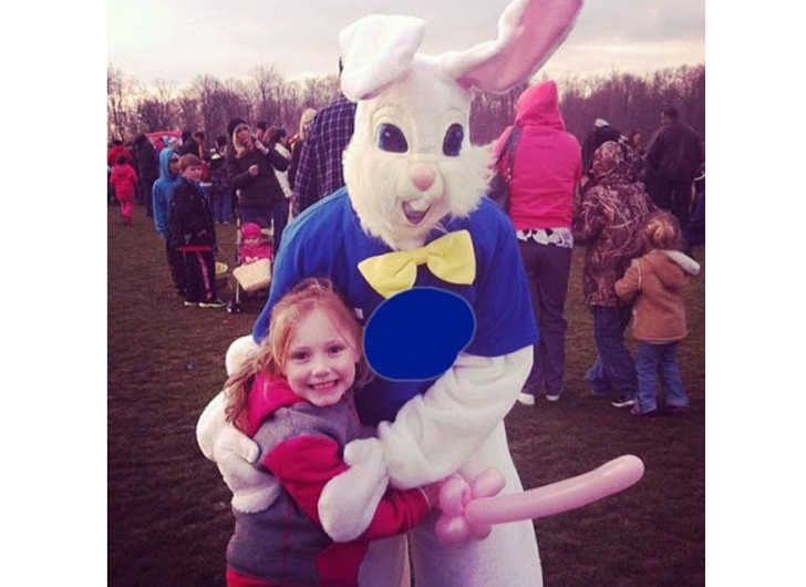 Best A Hare Raising Experience Images On Pinterest Bunnies - 26 creepy easter bunnies