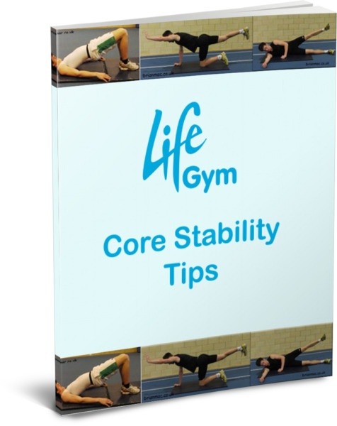 Core Stability training tips