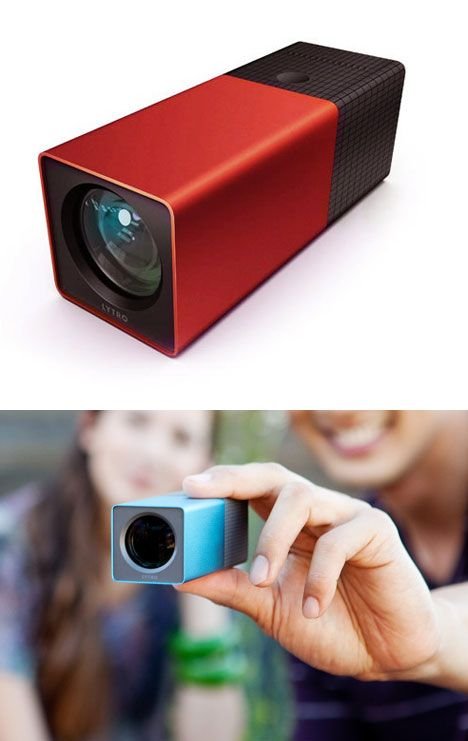 """Lytro Camera - The revolutionary camera lets you shoot everything you point it at, depth-of-field be damned, and allows you to """"focus after the fact"""" in post-processing."""
