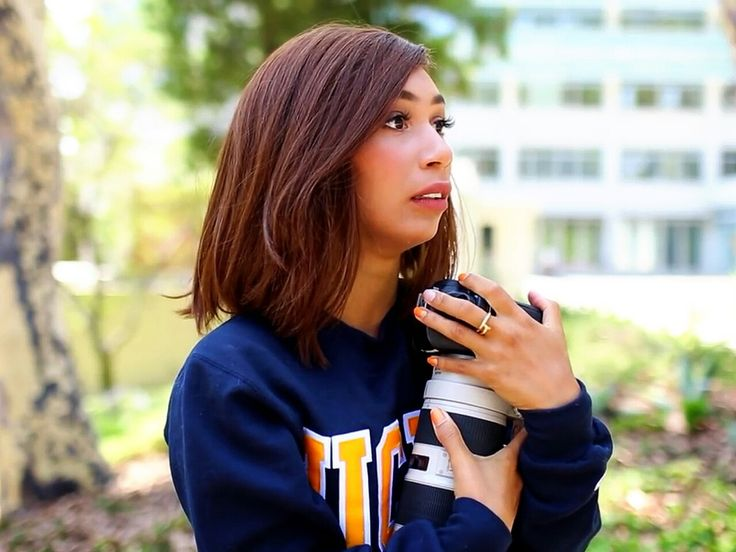MY LIFE AS EVA! 😍🙆🎥🌌🏢🔝 #whensomeonewantstostealyourcamera #youtube #mylifeaseva #beauty #funny #camera #wow #newhair
