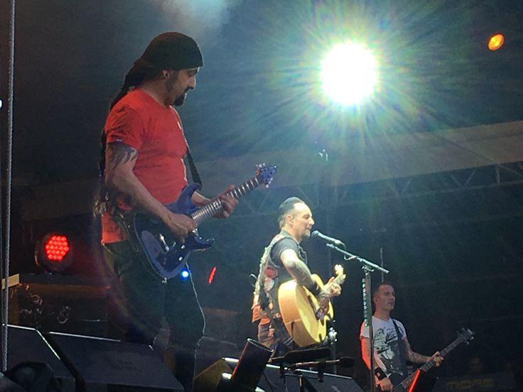 Volbeat + Uncle Acid & the Deadbeats @ Zitadelle Spandau, Berlin | It's only MUSIC, but LIVE