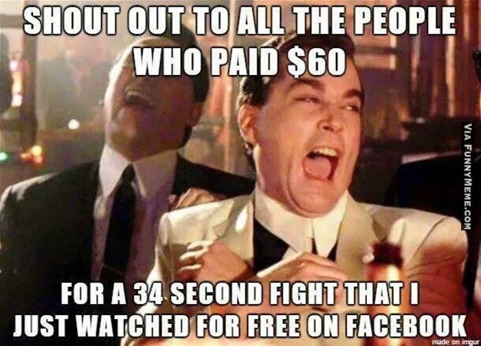 Funny memes The Ronda Rousey Fight...
