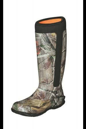 """SHE™ Avila 16"""" High Waterproof Rubber Hunting Boots for Ladies - Realtree AP™"""